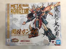 萬代 Metal Robot魂 三國傳 關羽鋼彈