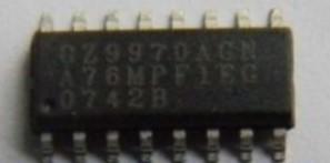 [二手拆機][含稅]拆機二手原裝 OZ9970AGN SOP-16可直接拍下