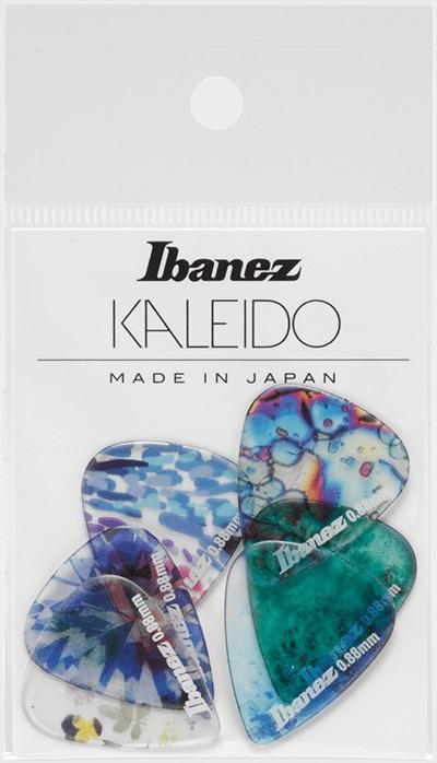 日本製 Ibanez Kaleido 萬花筒系列 套裝組 吉他 匹克 彈片 PICK PCP14MH-C1 茗詮
