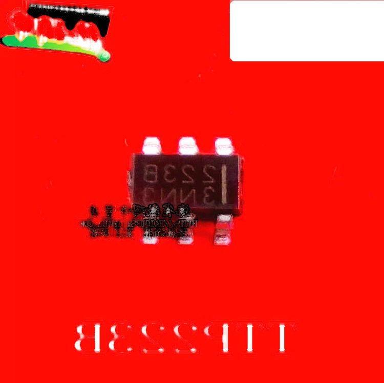 TTP223-BA6 絲印223 單鍵觸摸IC 電容觸摸按鍵 一件10個 221-01050