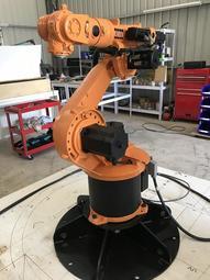 277 KUKA 機械手臂維修保養 自動化 六軸機械手臂