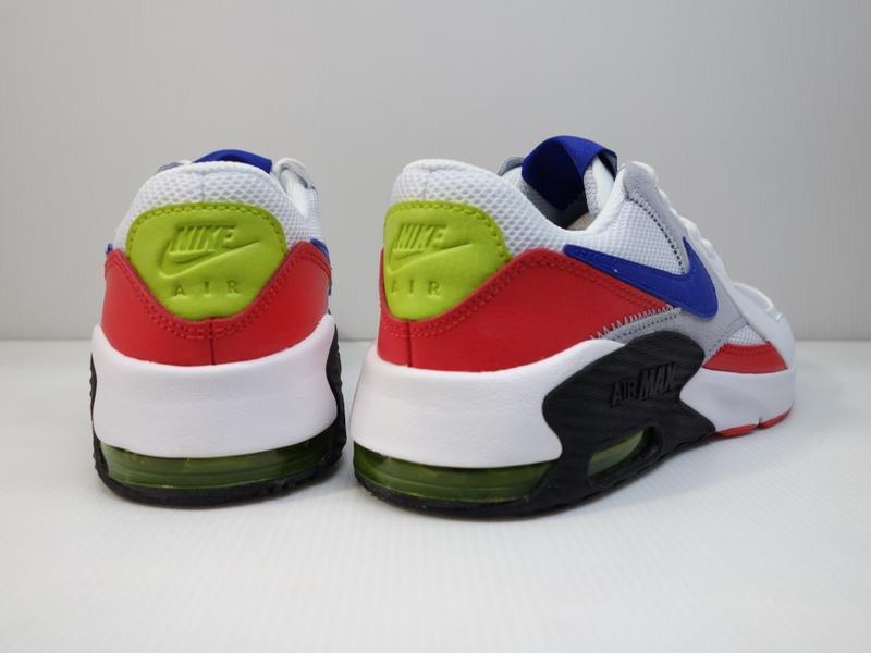 =小綿羊= NIKE AIR MAX EXCEE GS 白藍紅 CD6894 101 女生 休閒鞋 氣墊 經典款
