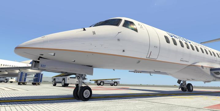 Embraer E135 by X-Crafts for X-Plane 11