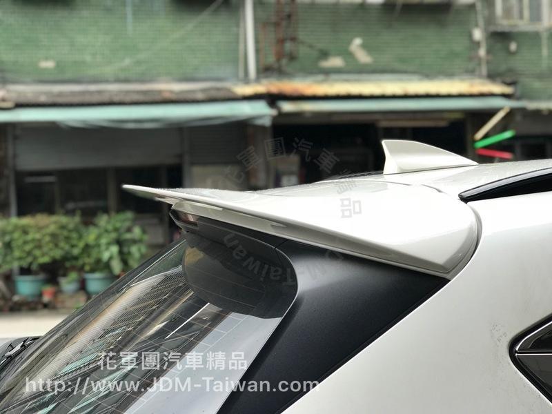 【花軍團】2017~2018年 CX-5 二代專用 Hua版 H版 花牌 ABS素材 尾翼