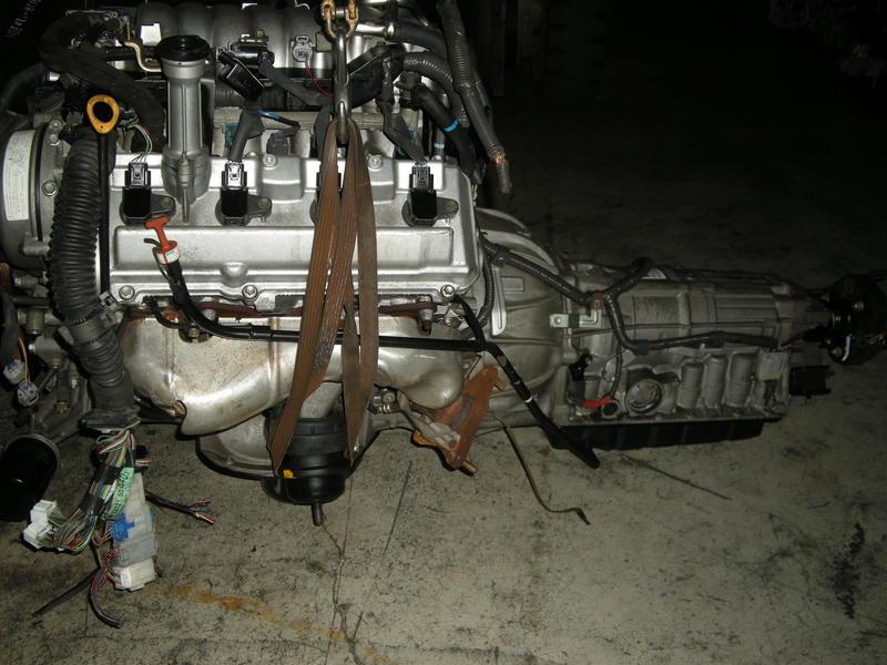 外匯進口toyota 3UZ 4.3 引擎含變速箱