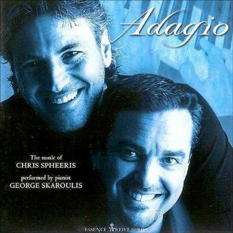 詩軒音像克利斯·斯菲里斯 Adagio: The Music of Chris Spheeris CD-dp070