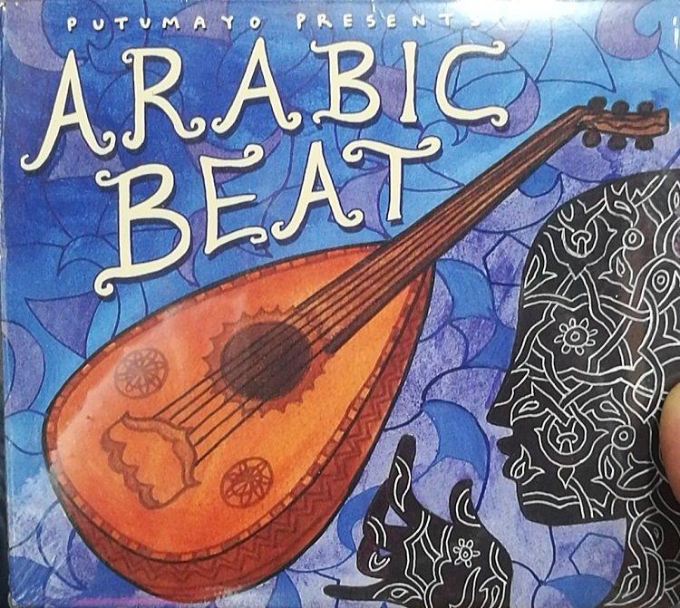 詩軒音像Putumayo Presents Arabic Beat 心跳阿拉伯 CD-dp070