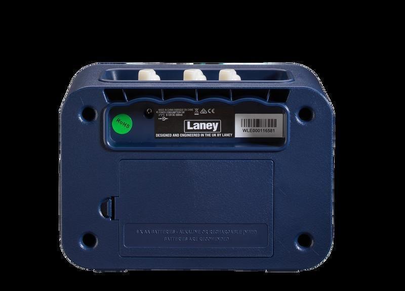 【成功樂器音響】LANEY Mini-Lion 3W 迷你電吉他音箱 超輕量桌上型小音箱 可外掛APP效果器 可裝電池