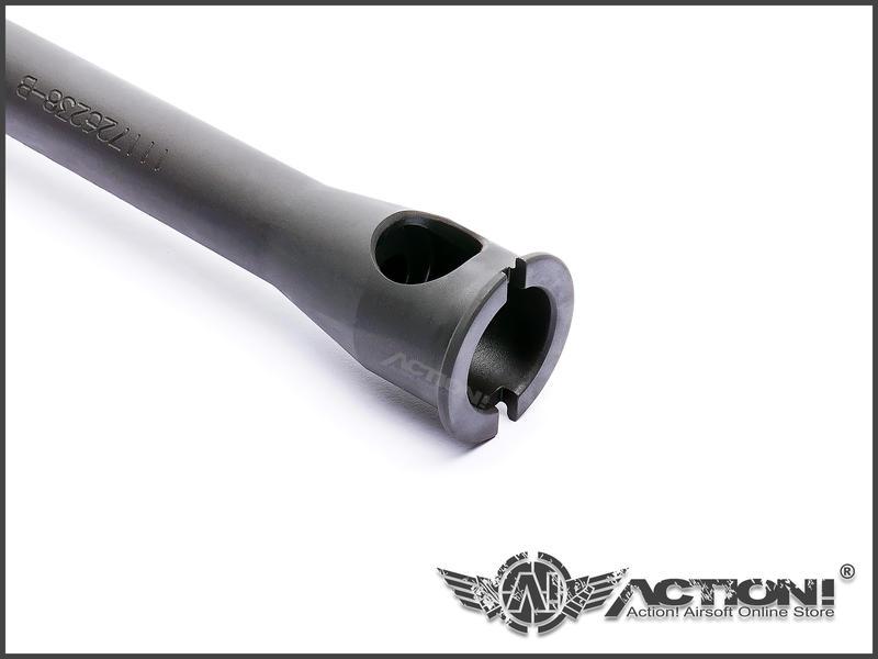 "【ACTION!】Z-Parts - MK16 DD GOV樣式 鋼製外管組(VFC M4 GBB 14.5"")《現貨》"
