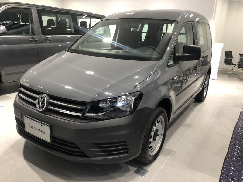 2020年掛牌 VW  CADDY  VAN  1.4 T  自排  貨車版