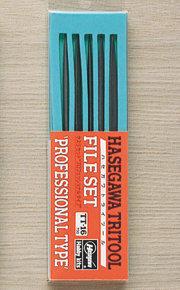 §小丹尼§ HASEGAWA TT-16 模型工具 模型用精密銼刀 專家型 五支裝