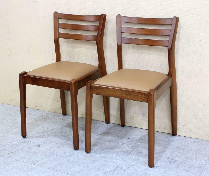 【歐風別館】瑪格胡桃木餐椅