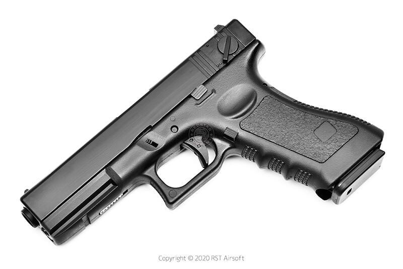 RST紅星-免運費 TLS G18C GEN3 瓦斯手槍+G07 GLOCK 瓦斯彈鼓 24TLS-774C/15360