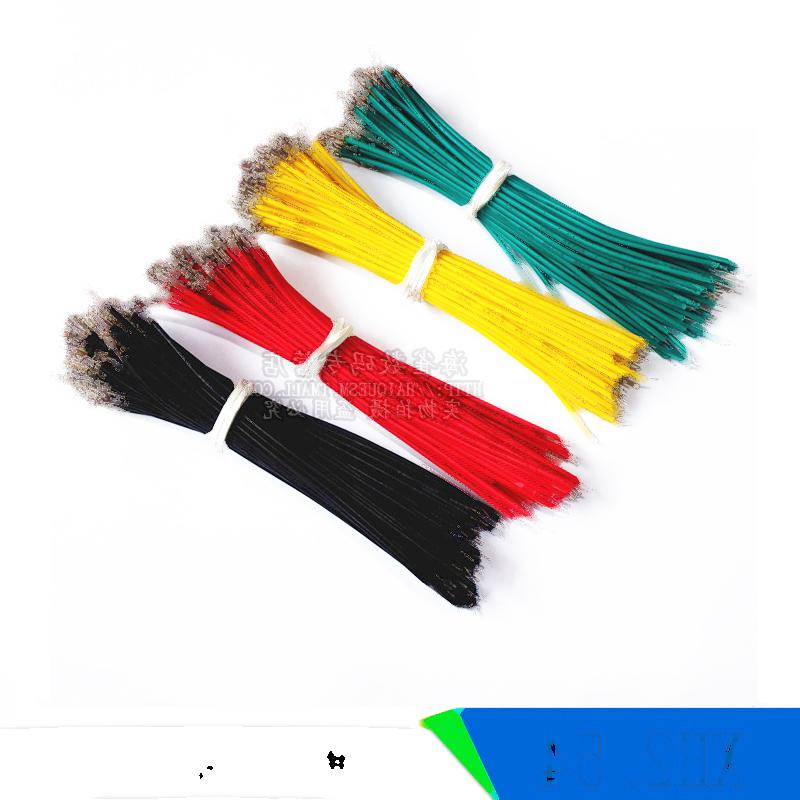 XH2.54mm 端子線 單根電子線 單頭壓端子導線 彩排線 單頭端子線 221-01111