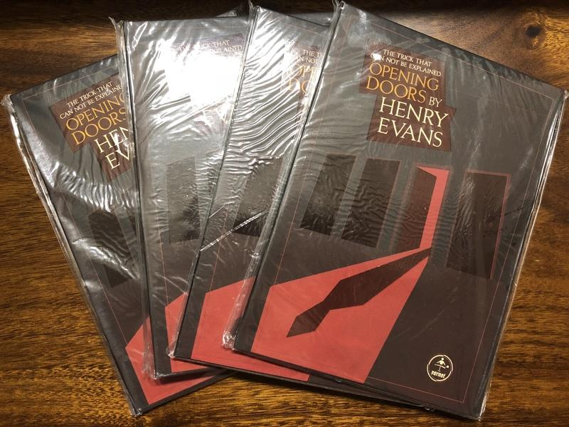 瘋狂特惠!錯過不再~Opening Doors by Henry Evans & Vernet