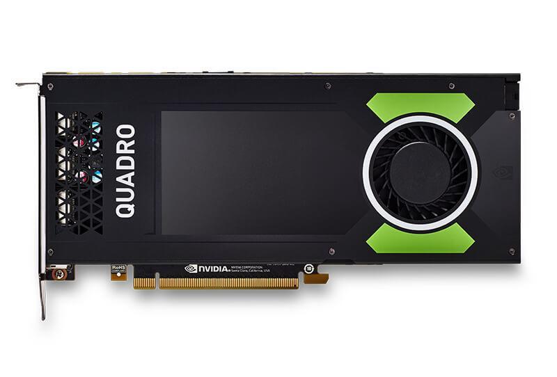 [ SK3C ] 麗臺 NVIDIA Quadro P4000 8GB GDDR5 PCI-E 工作站繪圖卡