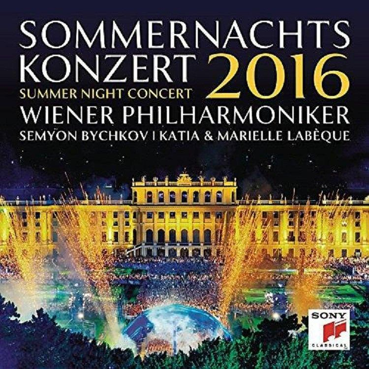 詩軒音像2016年美泉宮音樂會Sommernachtskonzert CD-dp070