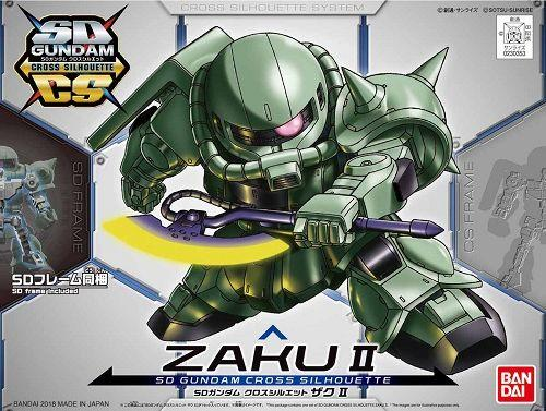 SDCS SD GCS 04 ZAKU II 薩克 II ,230353