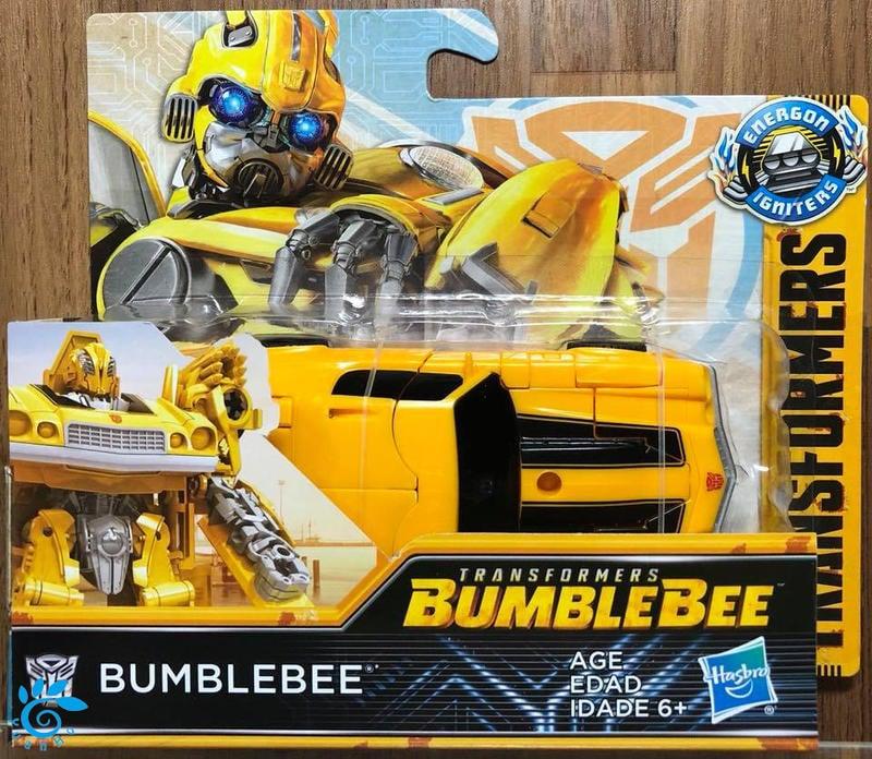 ☆勳寶玩具舖 【現貨】變形金剛 電影6 大黃蜂 Bumblebee 能源晶爆發器能量系列--大黃蜂 Bumblebee