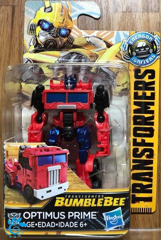 ☆勳寶玩具舖 【現貨】變形金剛 電影6 大黃蜂 Bumblebee 能源晶爆發器能量系列--柯博文 Optimus