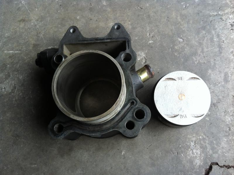 SYM 三陽 T2 250 cc 汽缸參考圖(請勿直接下標)
