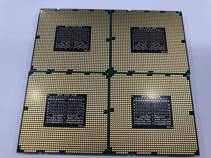 Intel Xeon E5520 2.26G 1366腳位 8M 良品