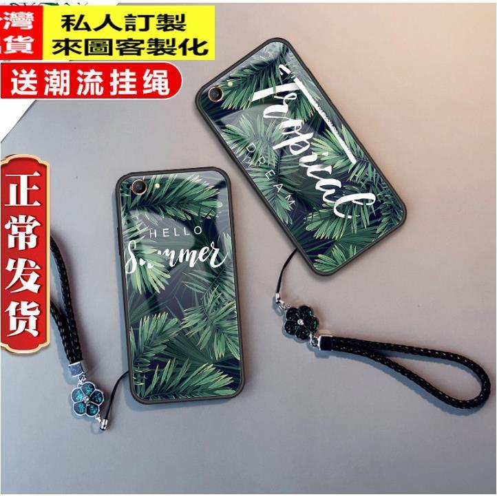 9D強化鏡面夏氣息samsung三星S20 Ultra s10+ s9 s8 s7 plus a70手機殼保護套玻璃殼