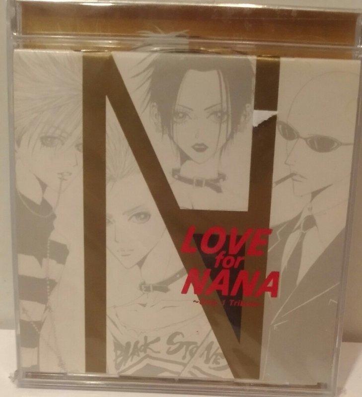 LOVE FOR NANA ~Only 1 Tribute~ 矢澤愛 原創漫畫概念專輯★~全新未拆