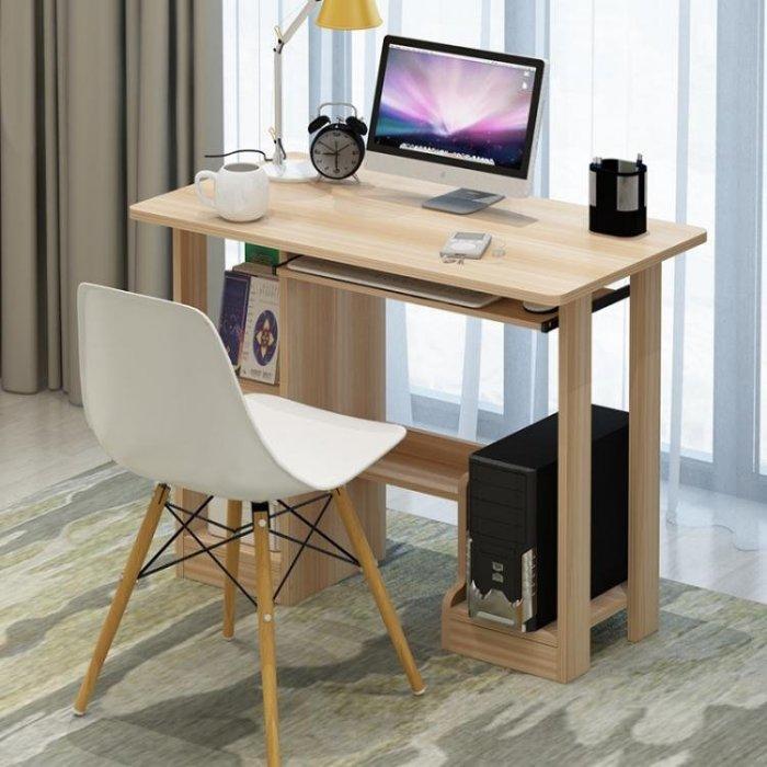 折疊桌_電腦桌台式家用桌子現代簡約辦公桌簡易書桌學生寫字桌台經濟型