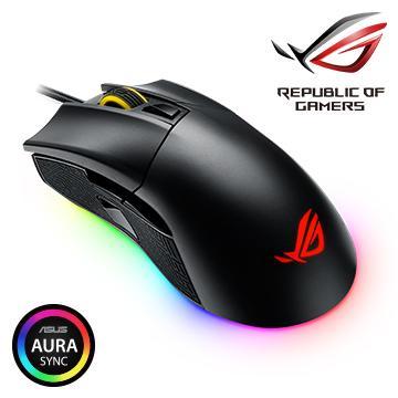 含發票 華碩 ASUS ROG Gladius II 電競滑鼠 可換OmronR微動 神鬼戰士 II RGB