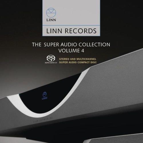 詩軒音像Linn 精選集 SACD Sampler Vol.4-dp070