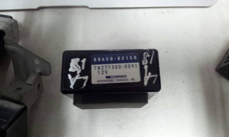 COROLLA 1.8  88650-02150 冷氣繼電器 保固半年 ac燈一閃或不亮、就是這壞了