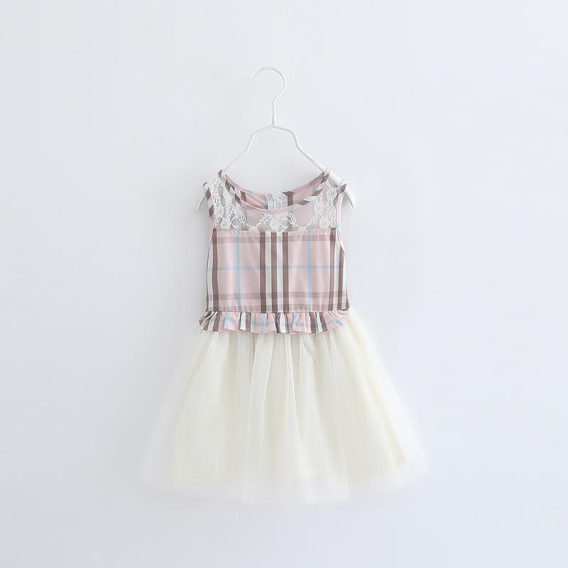 小過子2016夏季短袖純棉女童連衣裙童裝春裝夏裝長袖兒童裙紗裙