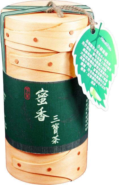 【魔術盒子生活便利市集 Magic Box Life Market】台灣tea三角立體袋泡茶包/特級蜜香三寶茶