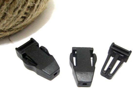 ZAKKA  愛手作 RS7820  優質  1cm  飛機頭塑料插扣 可自己穿繩  手機吊繩 相機繩 飾品配飾