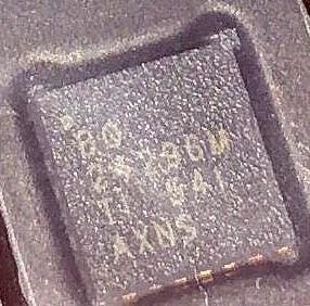 [二手拆機][含稅]拆機二手原裝 BQ24296M 24296M 電源管理晶片