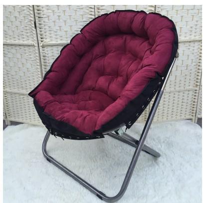 創意懶人沙發單人簡約臥室客廳迷你可愛陽臺午休午睡折疊宿舍躺椅