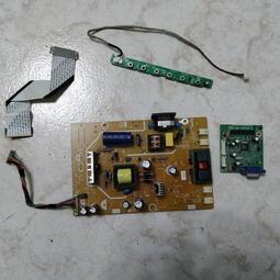 ASUS VH222-22吋液晶螢幕-面板故障零件拆賣