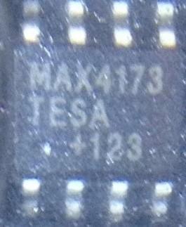 [二手拆機][含稅]MAX4173HESA  品質保證