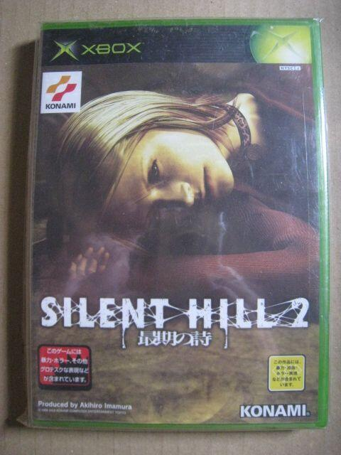 XBOX SILENT HILL2 THE ROOM 沉默之丘 2 最後之詩