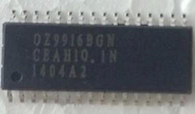 [二手拆機][含稅]拆機二手原裝 OZ9916BGN OZ9916G【尾數BGN】SOP液晶IC