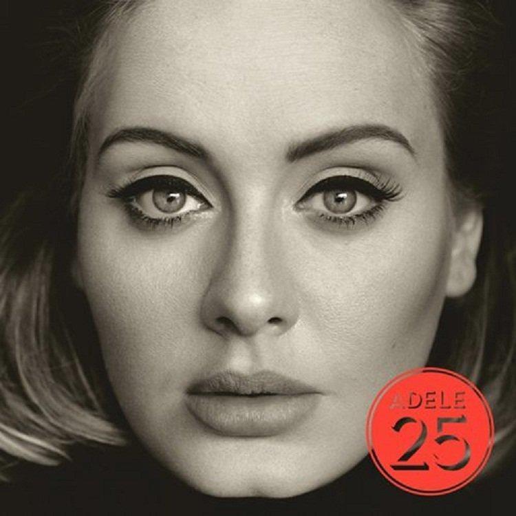 詩軒音像阿黛爾 Adele 25 CD-dp070