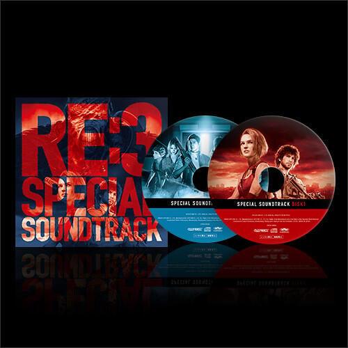 原聲帶│《惡靈古堡3 重製版》BIOHAZARD RE:3 Special Soundtrack CD
