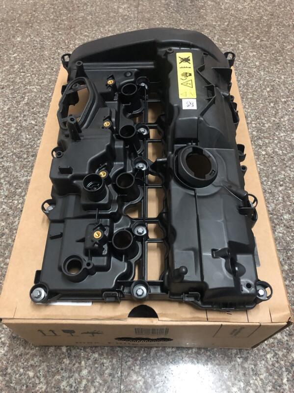 BMW G30  530 B48 530 330  汽門室蓋 避震器 水箱精