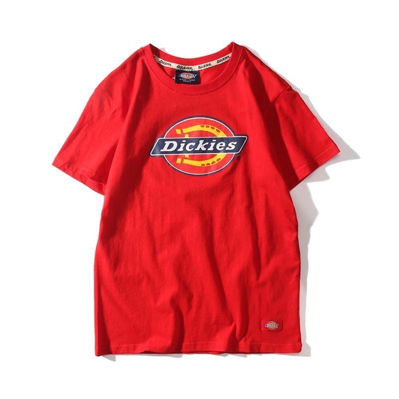 兩件免運 Dickies春夏短袖T恤champion冠軍supremeT恤stussyLOGO帽衫長袖衛衣休閒T恤