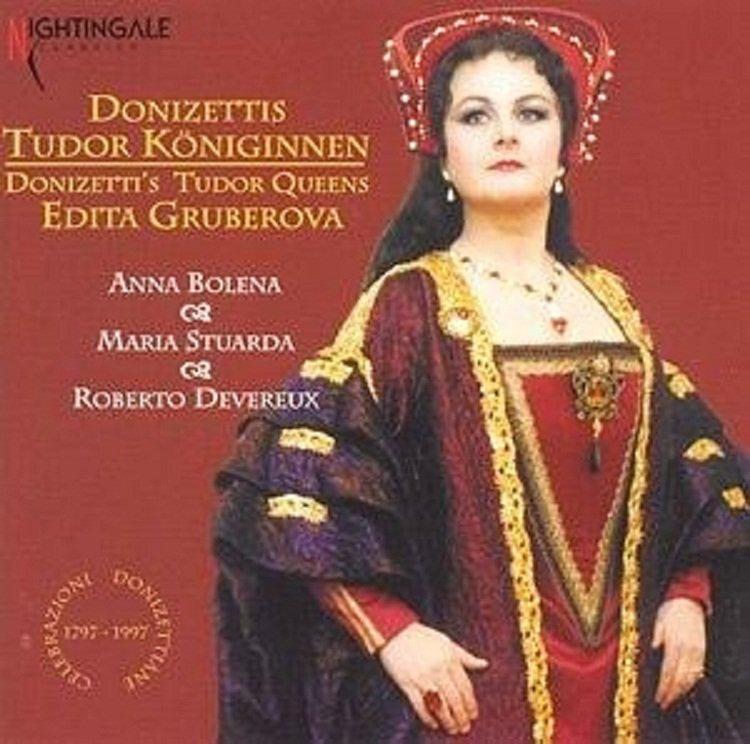 詩軒音像花腔女高音 The Tudor Queens CD-dp070
