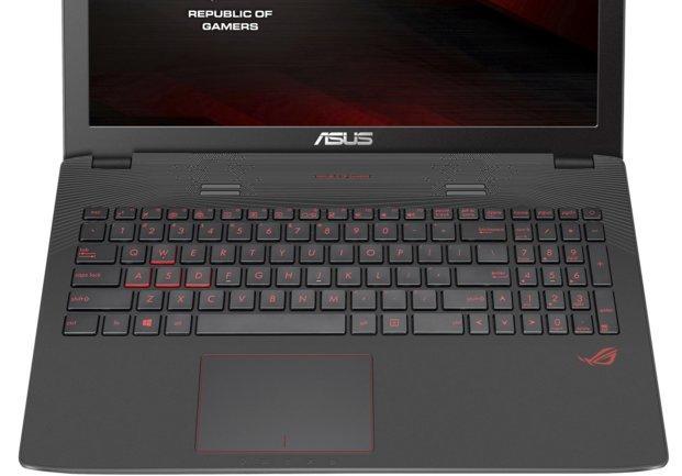 *樂源*華碩Asus ROG GL752VW GL752V 鍵盤膜17.3吋 asus GL752