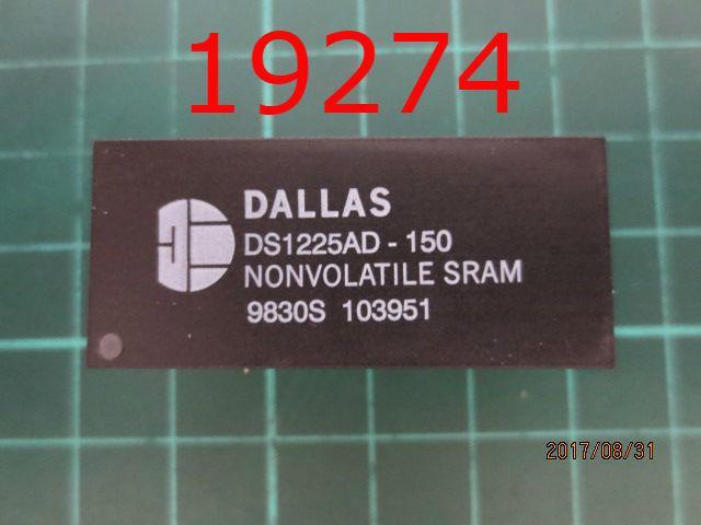 【全冠】DALLAS DS1225AD-150◇EDIP-28 NVRAM Memory, 64kbit『1個/拍』