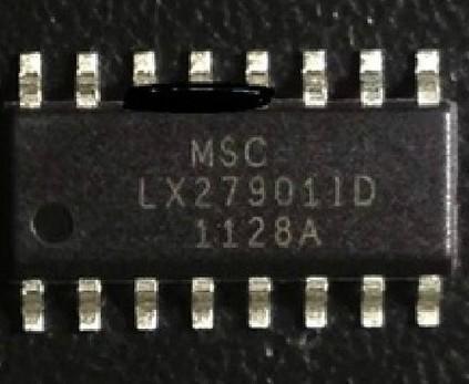 [二手拆機][含稅]拆機二手原裝 LX27901ID LED電視電源板晶片   S1
