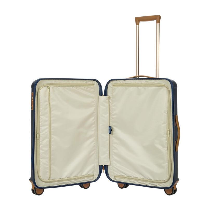 BRIC'S CAPRI 拉鍊拉桿箱-28吋行李箱【Chu Mai】行李箱 商務箱 旅行箱(兩色)(免運)